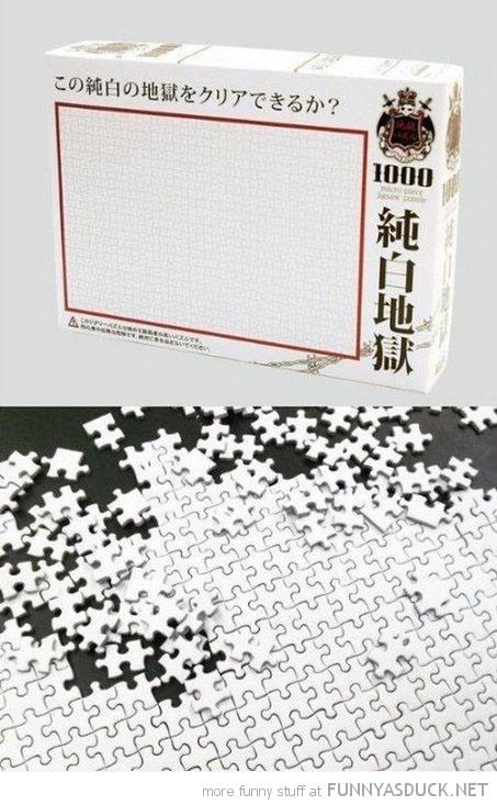 The Worlds Hardest Jigsaw