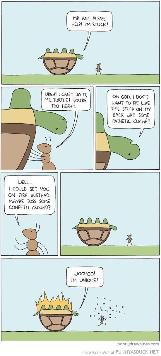 Help Me, Mr Ant