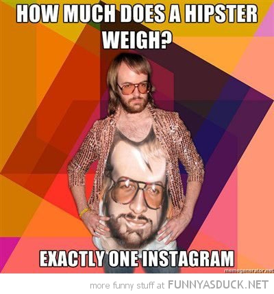 A Hipster