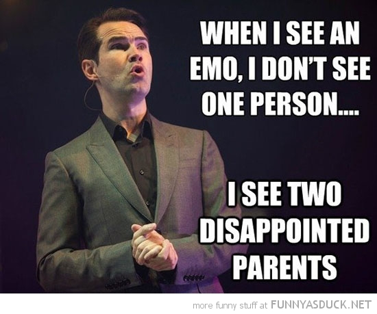 When I See An Emo