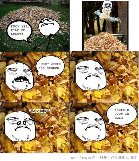 Leaves Rage