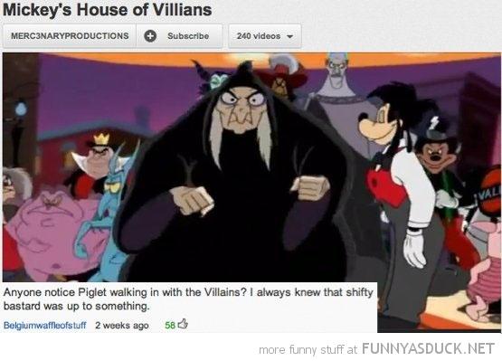 House Of Villains