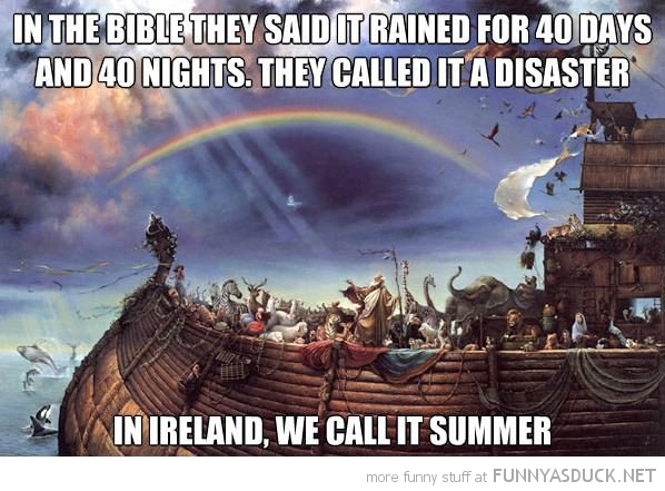 In The Bible...