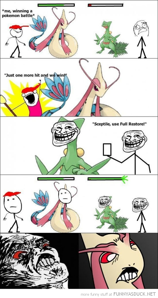 Pokemon Rage