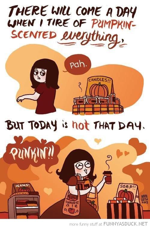 Pumpkin Scented