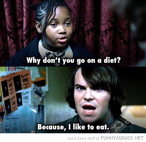 Go On A Diet