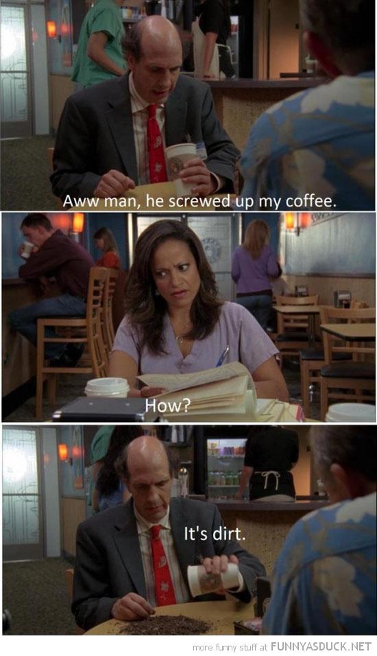 Screwed Up My Coffee