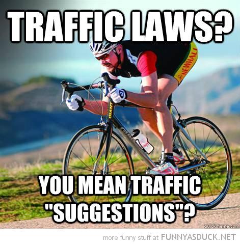 Traffic Laws?