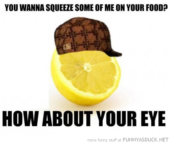 Scumbag Lemon