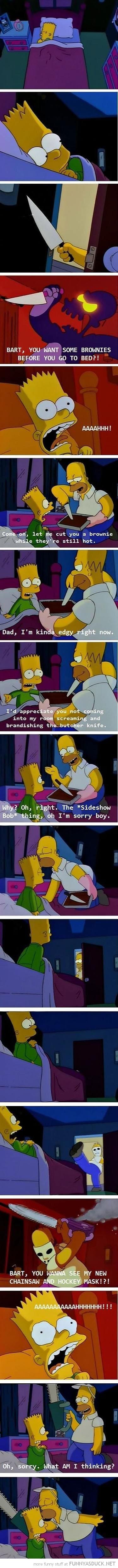 The Sideshow Bob Thing