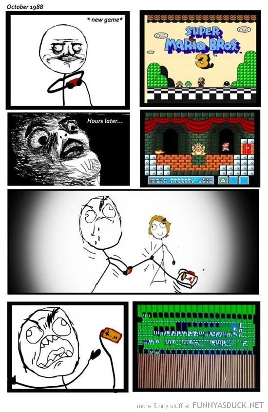NES Rage
