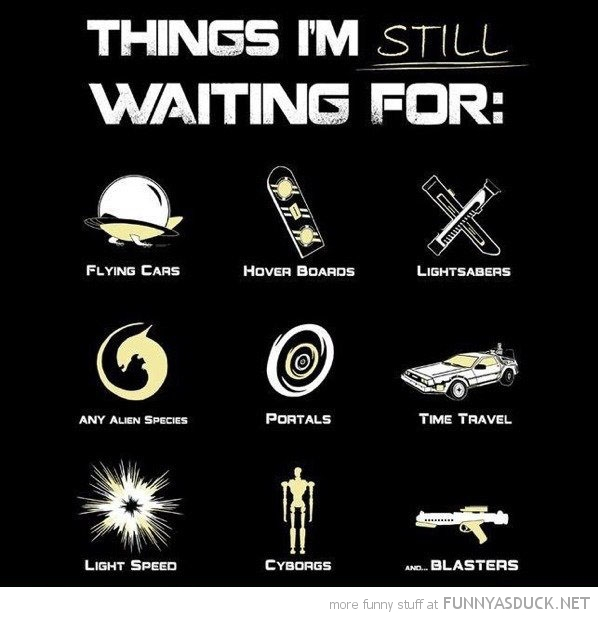 Still Waiting For