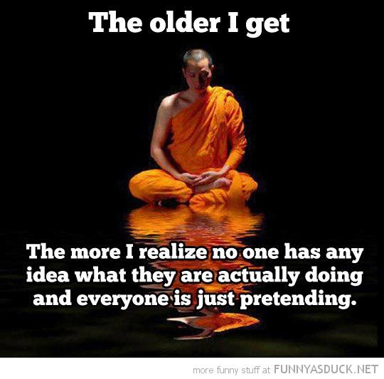 The Older I Get
