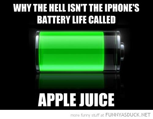 iPhones Battery Life