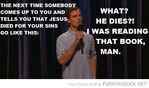 Died For Your Sins