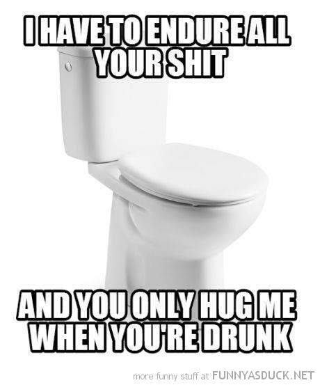 Poor Toilet