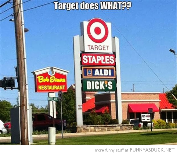 Target Does What?