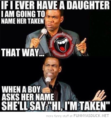 Have A Daughter