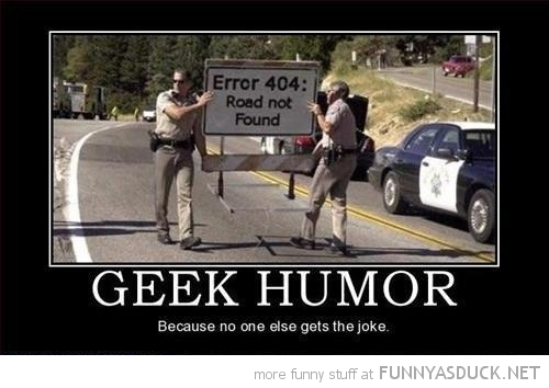 Geek Humor