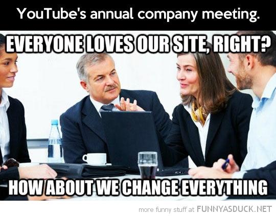 You Tube Meeting