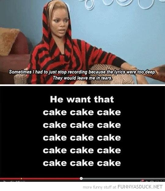 Rihanna Is So Deep