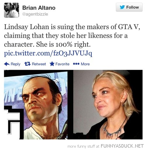 Lindsay Suing Rockstar