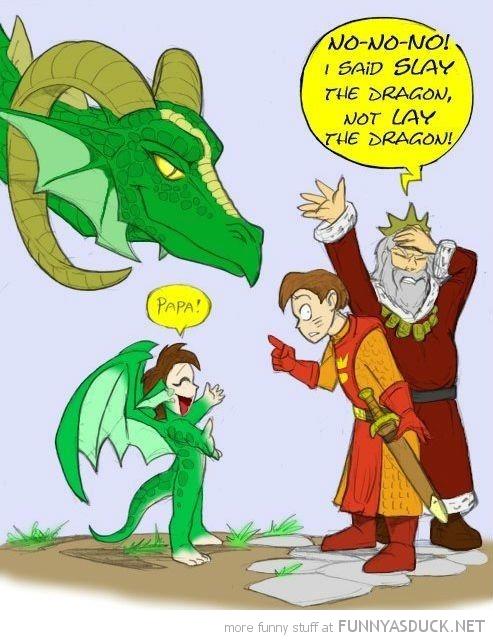 Lay The Dragon