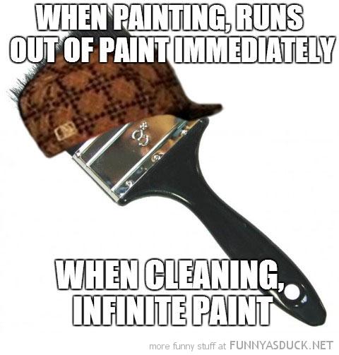 Scumbag Paintbrush