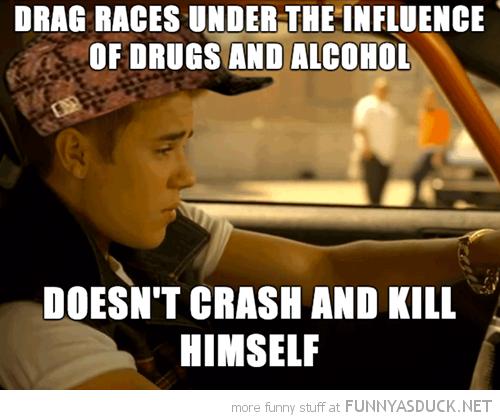 Scumbag Bieber
