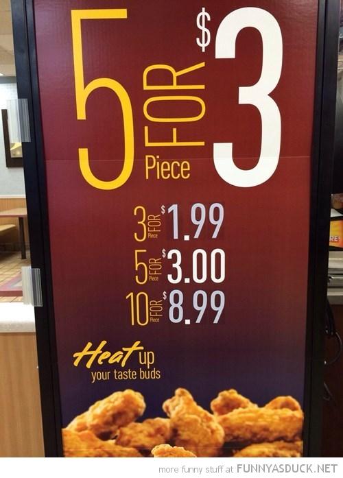 McDonald's Pricing Logic