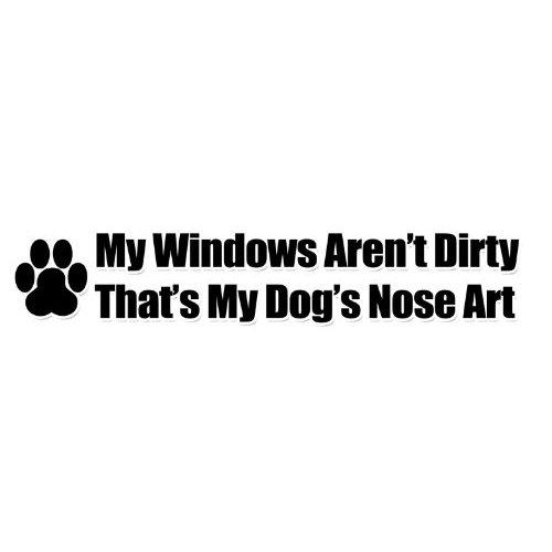 Dog's Nose Art