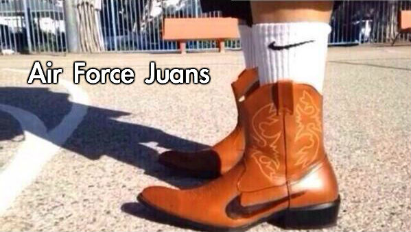 Air Force Juans