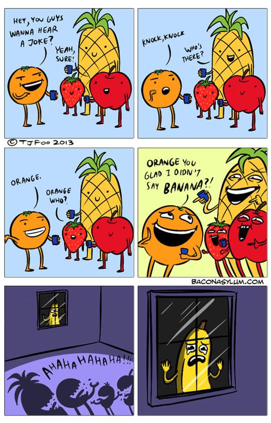 Banana Joke