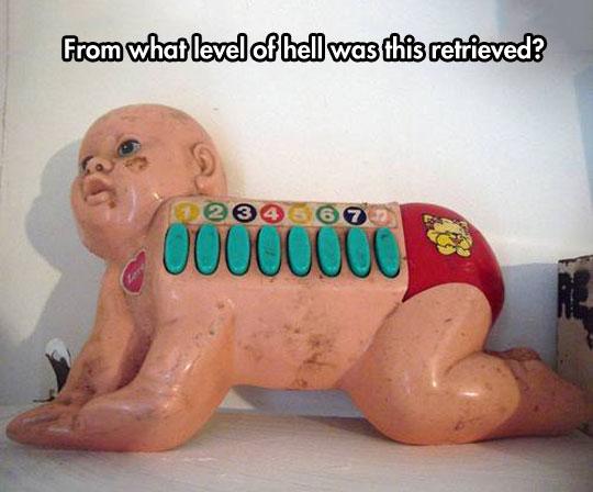Creepy Toy