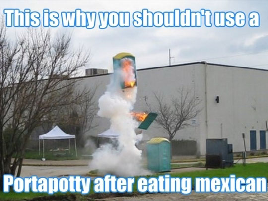 Eating Mexican