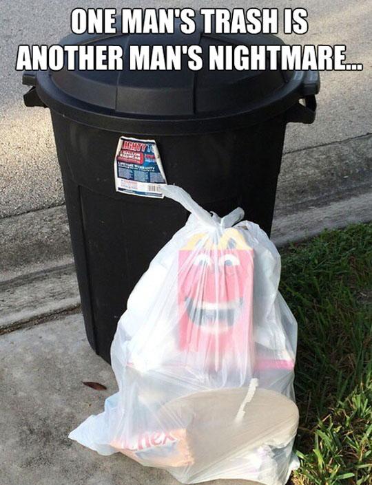 Nightmare Trash