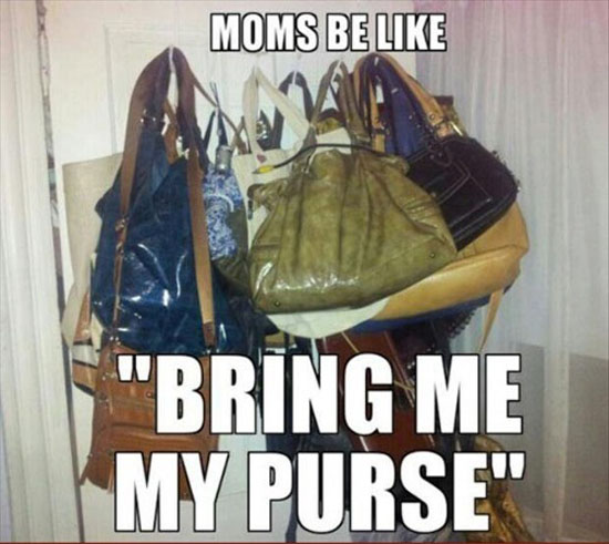 Moms Be Like...