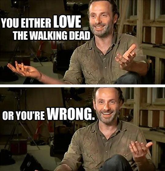 Love Walking Dead