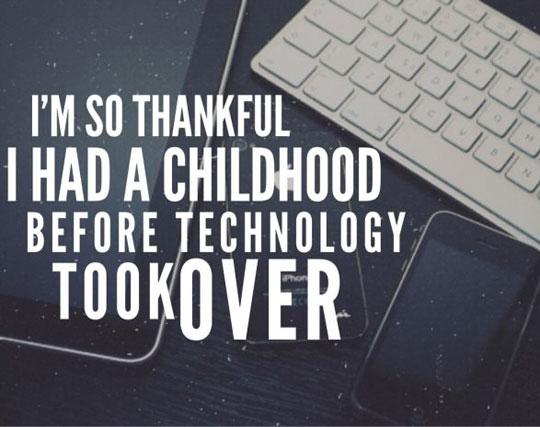 I Had A Childhood