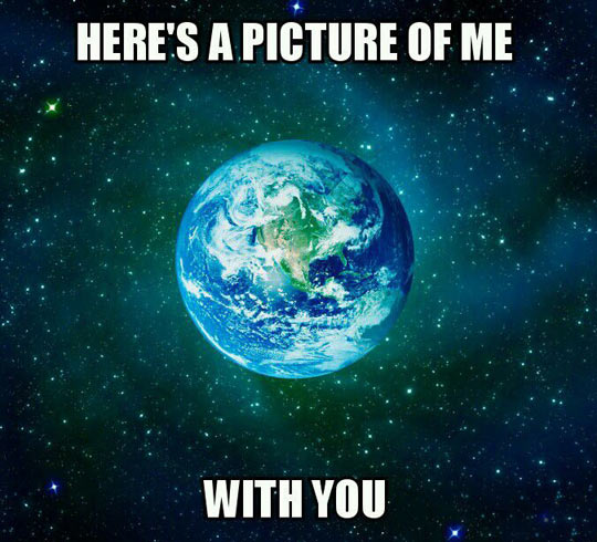 A Picture Of Me With You