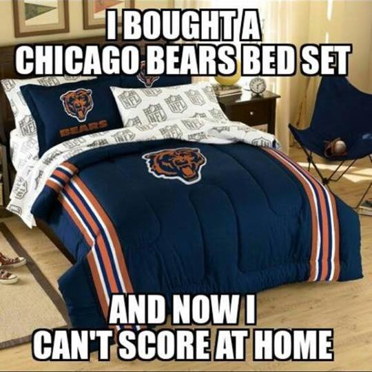 Bears Bed Set