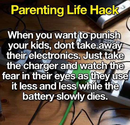 Parenting Life Hack