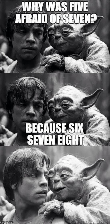 Yoda Jokes