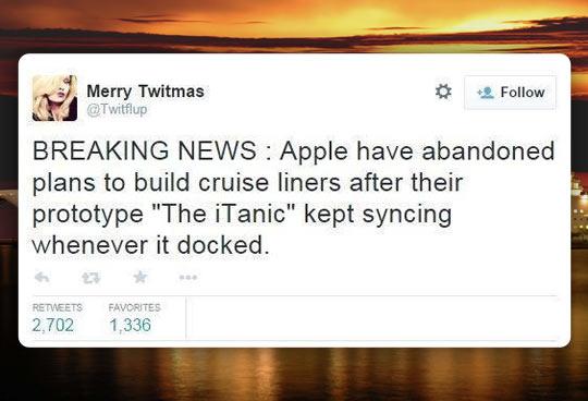 Apple Puns