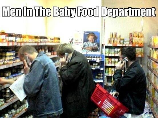 Baby Food Department